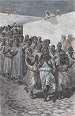 Feast of Negros at Ouargla - Ouargla Province (Algeria)