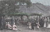 Ehe in Mingrelien (Georgien)
