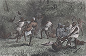 Looting in Baguirmi (Chad)