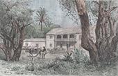 Hacienda in La Constancia (Panama)