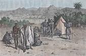 Derde - Derdai - Dardaï - Toubou People - Tibesti Region (Chad)