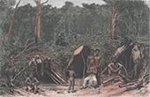 Australiens Aboriginer n�ra Adelaide - South Australia (Australien)
