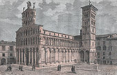 San Michele in Foro Church - Lucca - Tuscany (Italy)