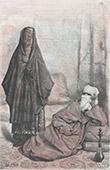 Frau von Latakia (Syrien)