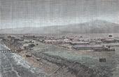 Ansicht von Mejillones - Antofagasta (Chile)