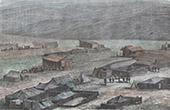 View of La Placilla (Chile)