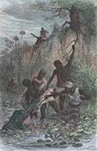 Sailor Mutilated by a Crocodile (Uganda)