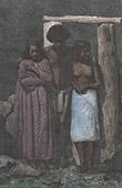 Etnisk Grupp - Ursprungsbefolkning av Marquesas�arna - Nuku Hiva (Franska Polynesien)