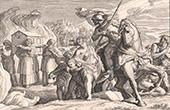 Bible - Old Testament - Crossing of the Jordan