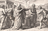 Bible - Old Testament - First Coronation of David