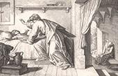 Bible - Ancien Testament - Elie ressuscite le fils de la veuve