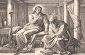 Bible - New Testament - Jesus and Nicodemus