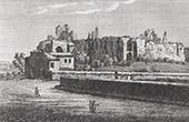 View of Rome - Palazzo dei Cesari