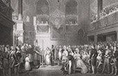 Marriage of Leopold I of Belgium and Louise of Orl�ans (1832)