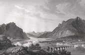 Lecco bridge Storming - Battle of Montebello (1800) - Napoleonic Wars - Napoleonic Campaign in Italy - Napoleon Bonaparte