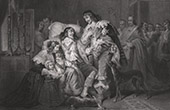 Death of Louis XIII of France (1643)