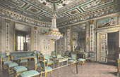 Castle of Compi�gne - The Drawing-Room of the Ladies of Honour