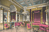 Castle of Compi�gne - The Bedroom of the Empresses Marie-Louise and Eug�nie