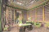 Castle of Compi�gne - Napoleon's Study