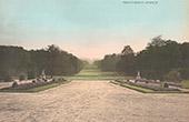 Castle of Compi�gne - Park - Avenue des Beaux-Monts