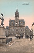 City Hall of Compi�gne - Picardy (France)