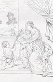 La Virgen Mar�a, Jes�s y Santo Juan (Parmigianino)