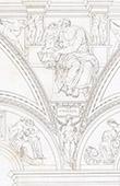 Sistine Chapel - The Cumaean Sibyl (Michelangelo)