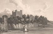 Rochester Castle - Kent (England)