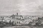 Bretagne - View of Saint Brieuc (C�tes d'Armor - France)