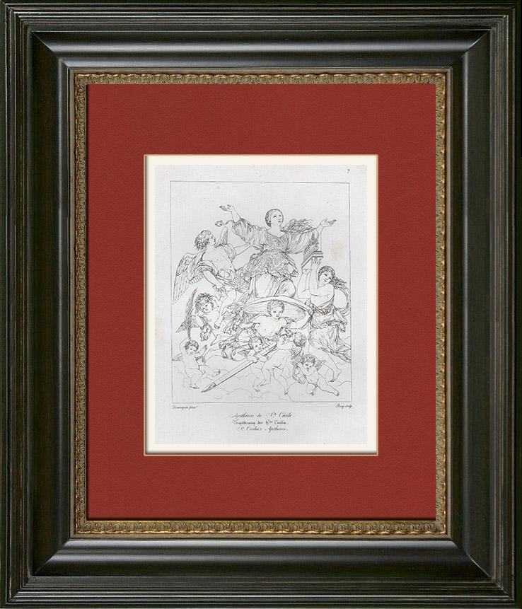 Vente de gravures et estampes de bosq - Cecile bois vie privee ...