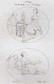 Heilige C�cilia - Heilige Agnes (Domenico Zampieri - Domenichino)