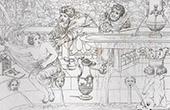 Susana y los Dos Viejos (Domenico Zampieri - Domenichino)