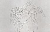 Bible - Jesus Christ - The Deposition - Descent of the Cross (Michelangelo)