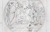 Alexandre le Grand et son m�decin (Le Sueur)