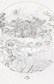 Allegory - Angels - Air (Francesco Albani)