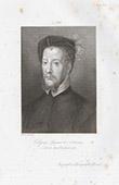Portrait of Gaspard II de Coligny (1517-1572)