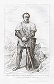 Portrait of Bertrand Du Guesclin (1320-1380)