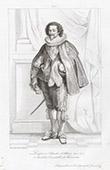 Portrait of Charles d'Albert Duc de Luynes (1578-1621)