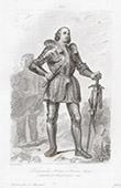 Portrait of Philippe de Cr�vec�ur d'Esquerdes (1418-1494)