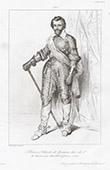 Portrait of Charles de Gontaut, duc de Biron (1562-1602)