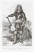 Portrait of Charles Auguste de Goyon de Matignon (1647-1729)