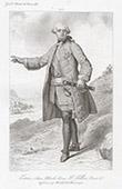 Portrait of Louis Charles C�sar Le Tellier (1695-1771)