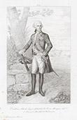 Portrait of Charles Eugène Gabriel de La Croix (1727-1801)