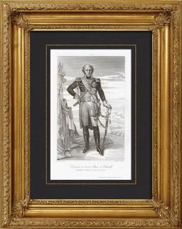 Porträt von Louis Nicolas Davout (1770-1823)