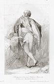 Portrait of Marquis de P�rignon (1754-1818) - Marshal of the Empire - Napoleon Bonaparte
