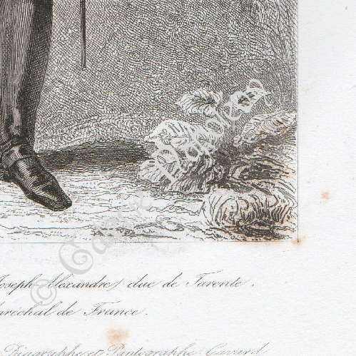 Gravures anciennes portrait de macdonald 1765 1840 - Livraison macdonald paris ...