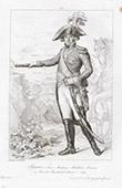 Portrait of Jean Mathieu Philibert Sérurier (1742-1819) - Marshal of France - Napoleon Bonaparte