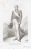 Portrait de Georges Mouton Comte de Lobau (1770-1838)