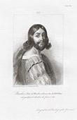 Portrait of Louis I Duke of Bourbon (1279-1342)