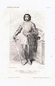 Portrait of Philip of Artois, Count of Eu (1358-1397)